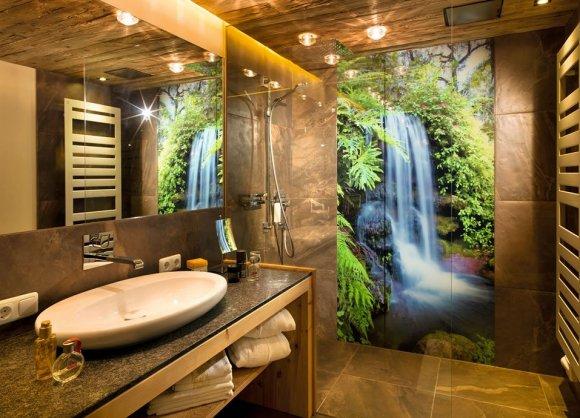Badezimmer In Der Panoramasuite ...