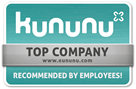 Top-Company recommended by employees